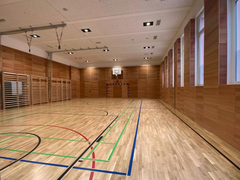 Bewegungs- und Sporthalle ASKÖ WAT Wien Wienerberg