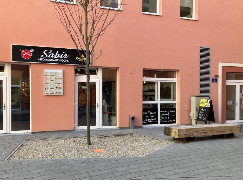 """Restaurant """"Sabir"""" in der Biotope City"""